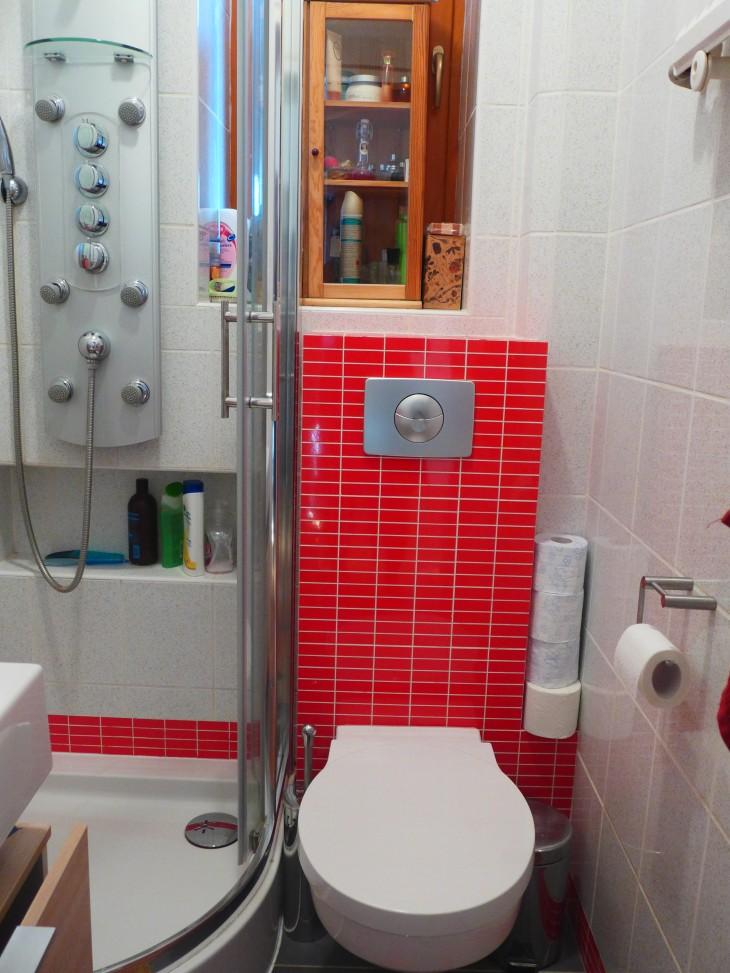 Nowa łazienka Stare Płytki Remont łazienki
