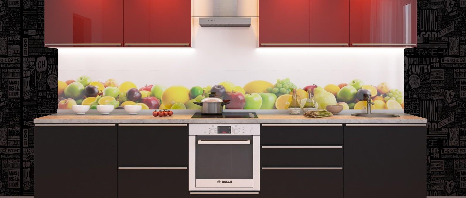 fototapeta w kuchni zamiast p�ytek