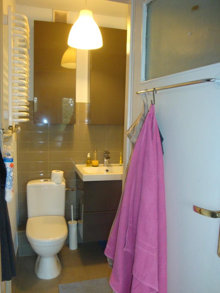 Remont Małej łazienki