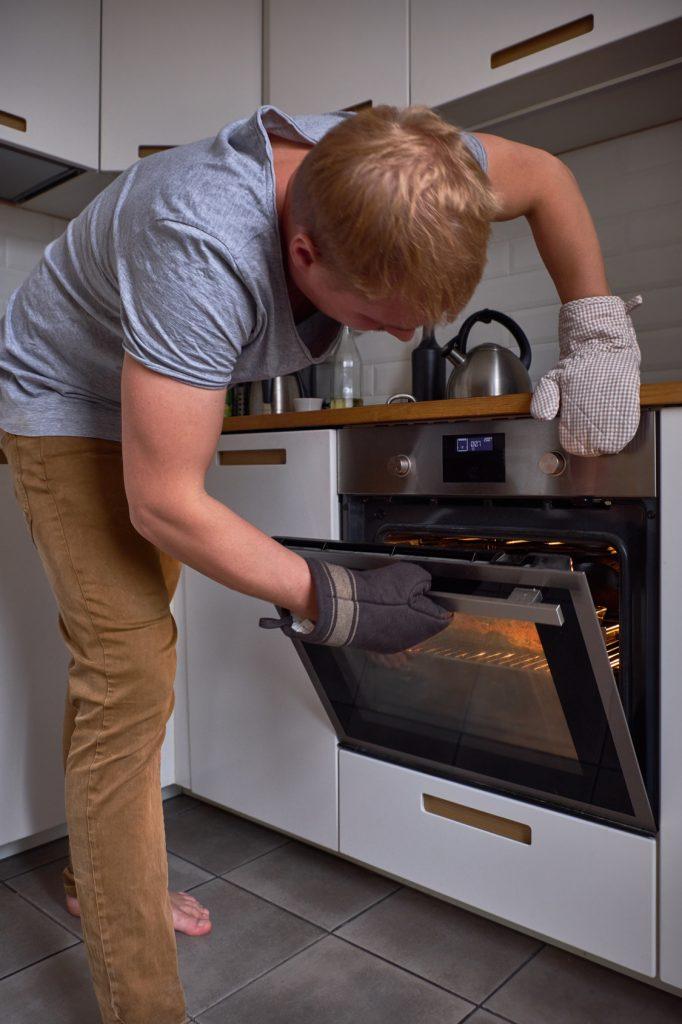Męska ergonomia w kuchni
