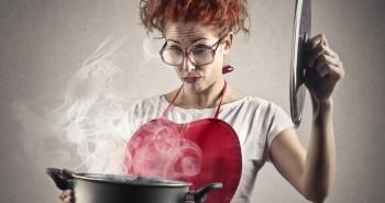 Jak wyczyścić przypalony garnek