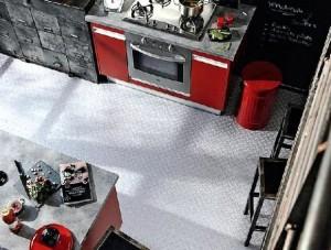 Wykładzina w kuchni
