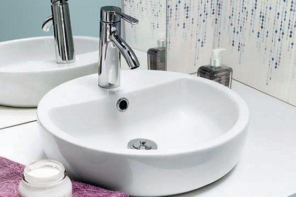 Umywalki nablatowe – dobry wybór