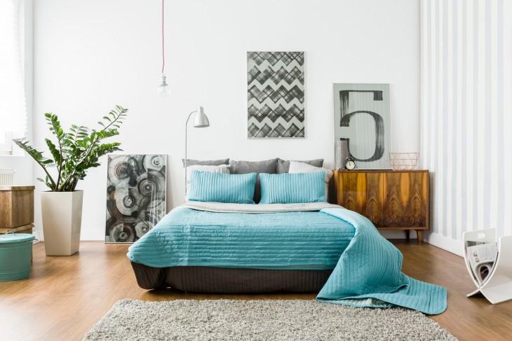 Zmiany w sypialni – sposoby na lepszy sen