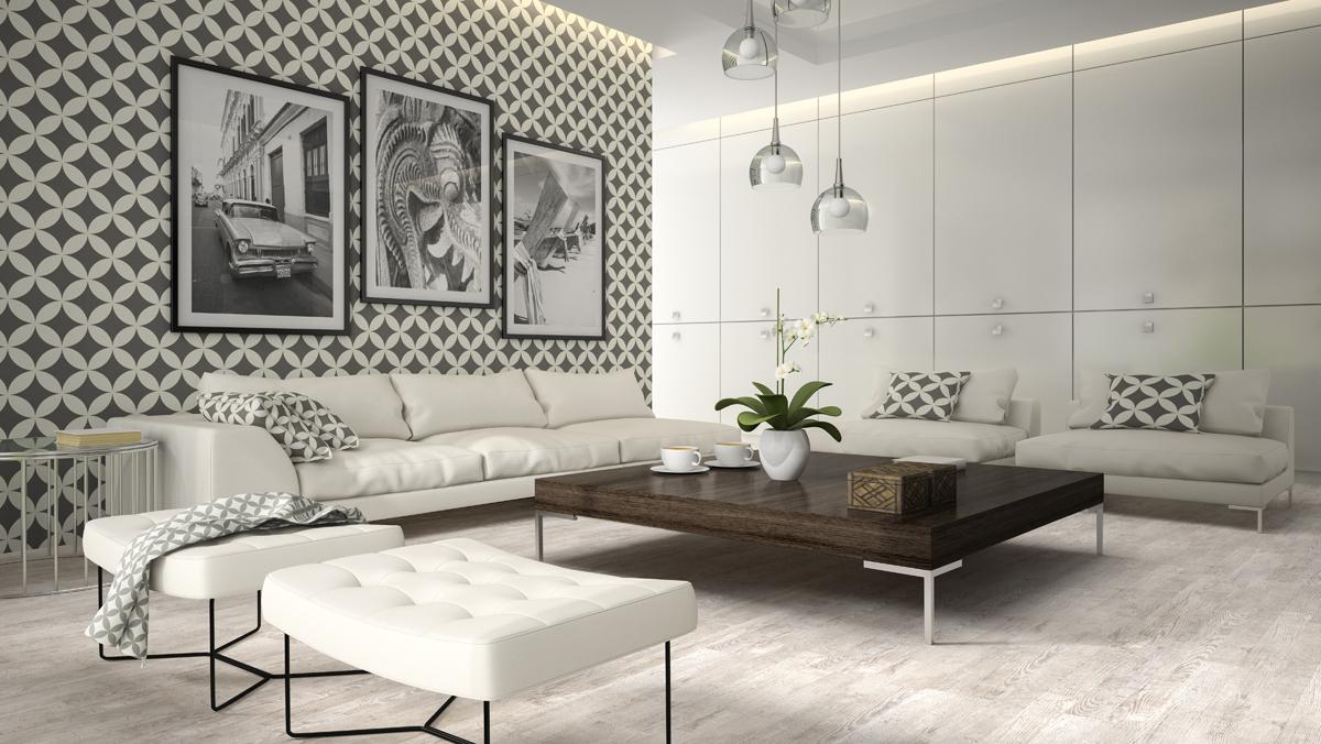 panele p ytki wyk adziny doskona a imitacja drewna. Black Bedroom Furniture Sets. Home Design Ideas