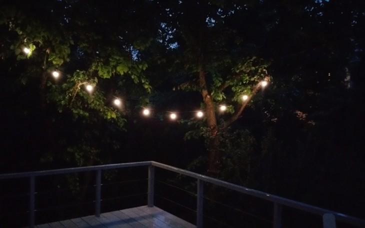 Ciepłe wieczory na tarasie nie tylko w świetle księżyca