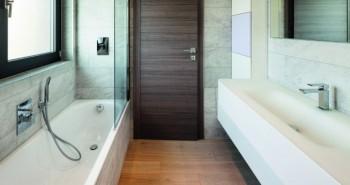 Drzwi do małego mieszkania