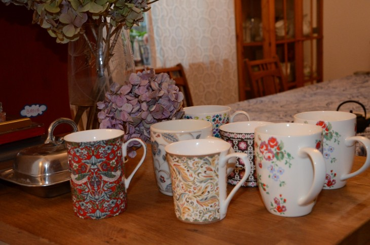 Sezon herbaciany w pełni