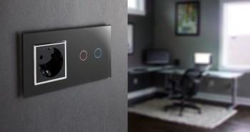 Dotykowe włączniki światła – nowoczesne sterowanie oświetleniem