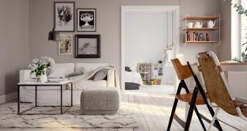 Mieszkanie w starej kamienicy – pomysły, projekty, inspiracje