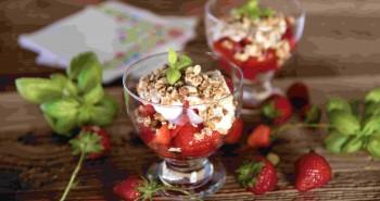 Pucharki do lodów – smak lata z Galicją