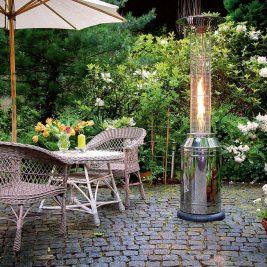 Parasole grzewcze – ogrzewacze powietrza na taras