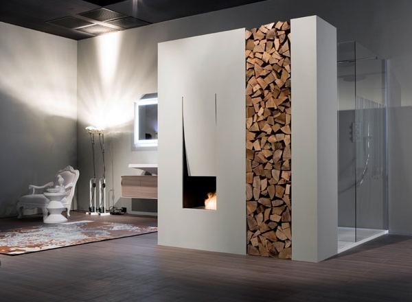 Drewno Kominkowe Jak Przechowywać Je W Salonie M Jak Mrówka