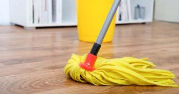Jak myć podłogowe panele laminowane