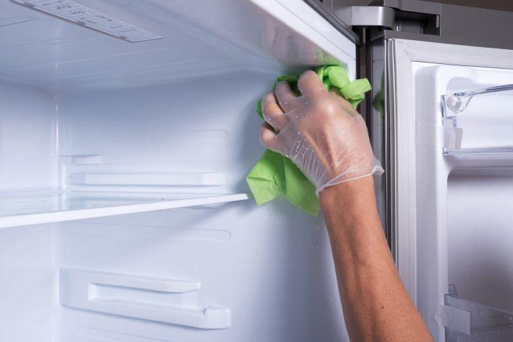 Mycie lodówki – na raz, dwa, trzy!