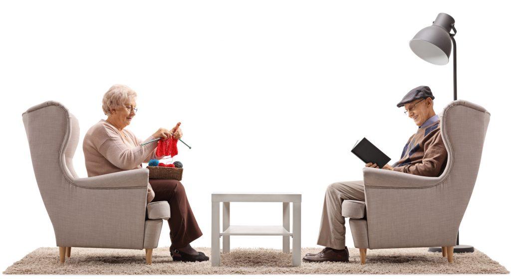 Prezent dla dziadków - lampy