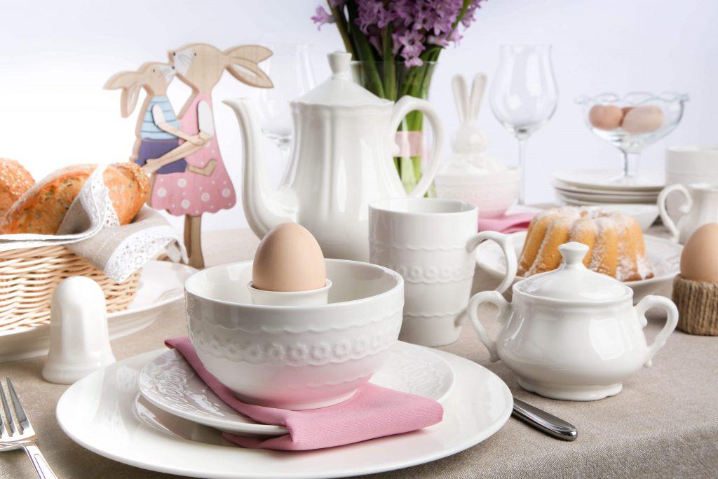 Szlachetna porcelana nie tylko na wiosnę