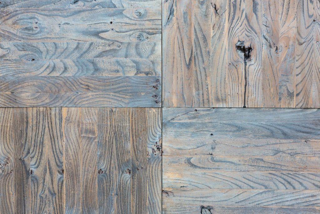 Urok słojów, sęków i spękań – drewno i jego imitacje we wnętrzu