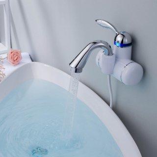 Elektryczny przepływowy ogrzewacz wody – sposób na ciepłą wodę