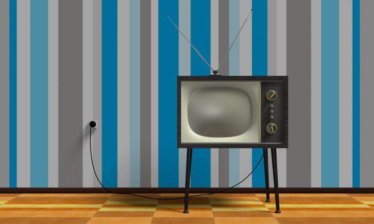 Antena pokojowa do odbioru telewizji