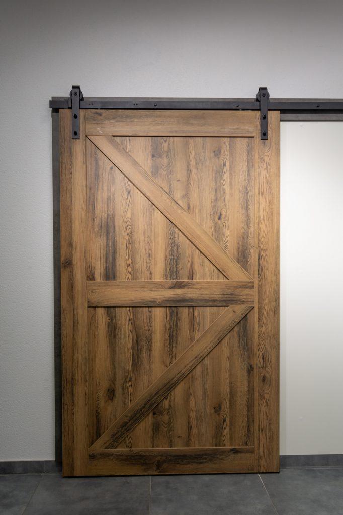 Drzwi przesuwne w stylu loft