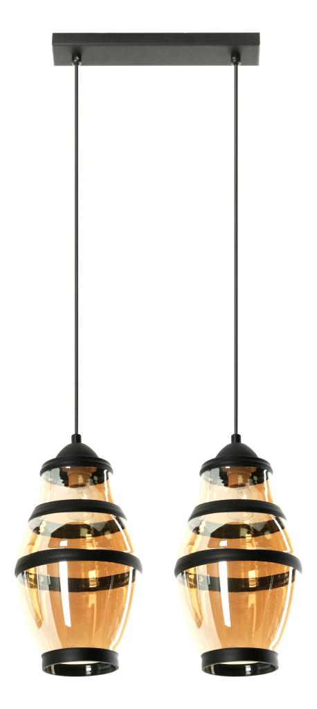 Bursztynowy design w świecie lamp – nowe oprawy Lampex
