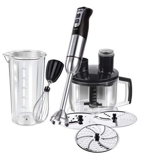 Blender ręczny – pomocnik kuchenny