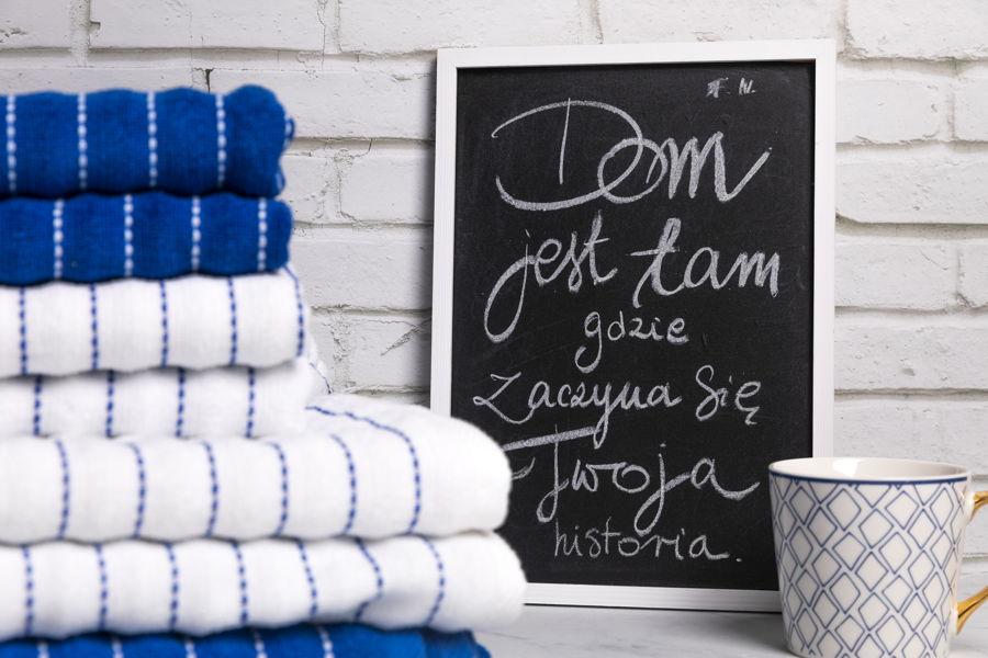 Ręcznik o odpowiedniej gramaturze
