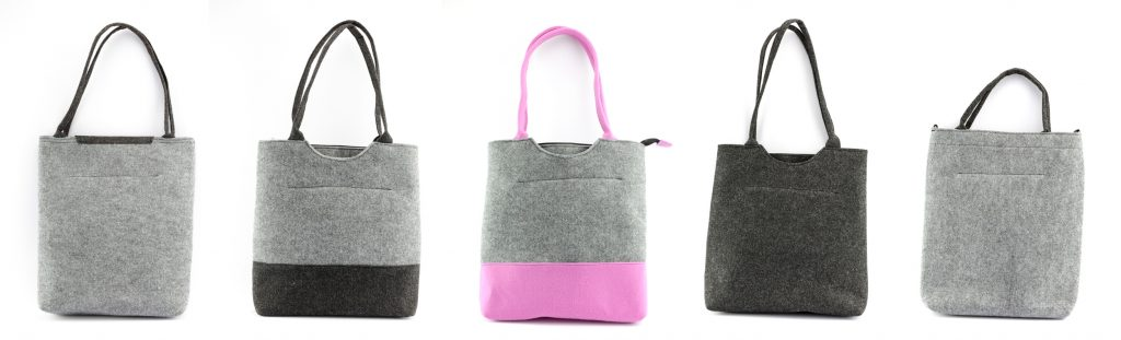 Filcowe torby, ekologiczne, modne i wygodne!