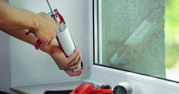 Uszczelnianie okien - ciepło i cicho w domu