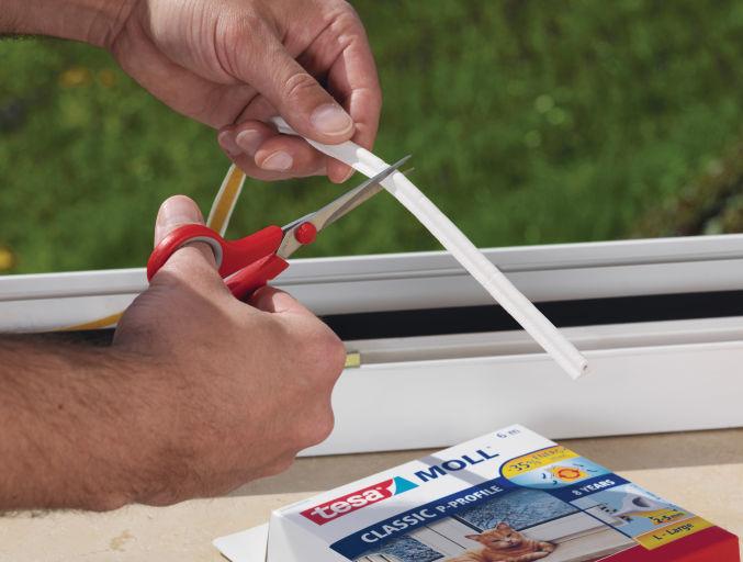 Uszczelnianie okien – ciepło i cicho w domu