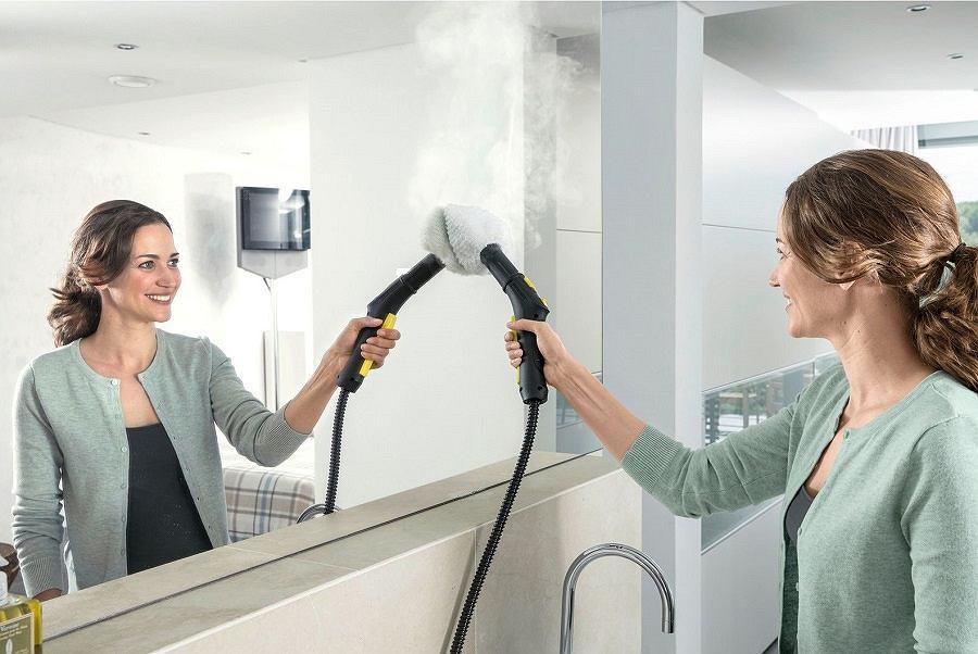 Myjka parowa – nie tylko do okien