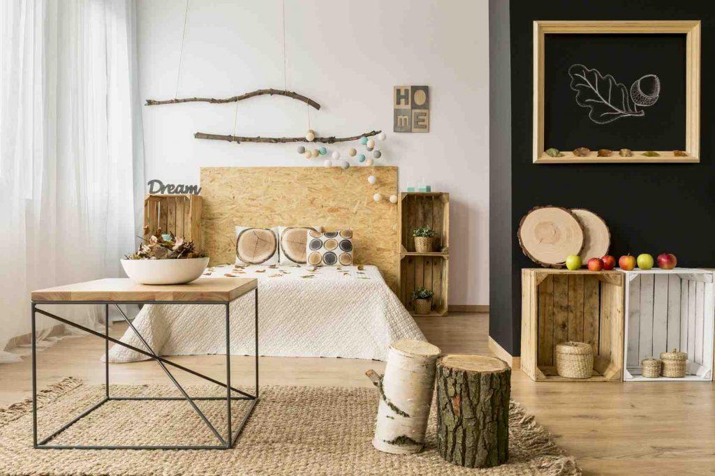 Dekoracje z patyków – modne i ekologiczne ozdoby