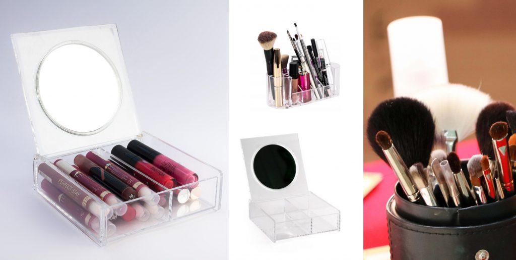 Organizer na kosmetyki – dobry pomysł na prezent