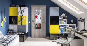 Drzwi do pokoju dziecka – na co zwrócić uwagę
