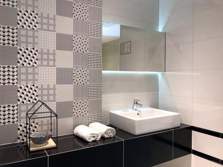 Nowoczesna łazienka – mieszaj i łącz