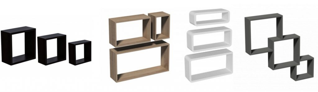 Półki modułowe – stylowy i funkcjonalny efekt ścienny