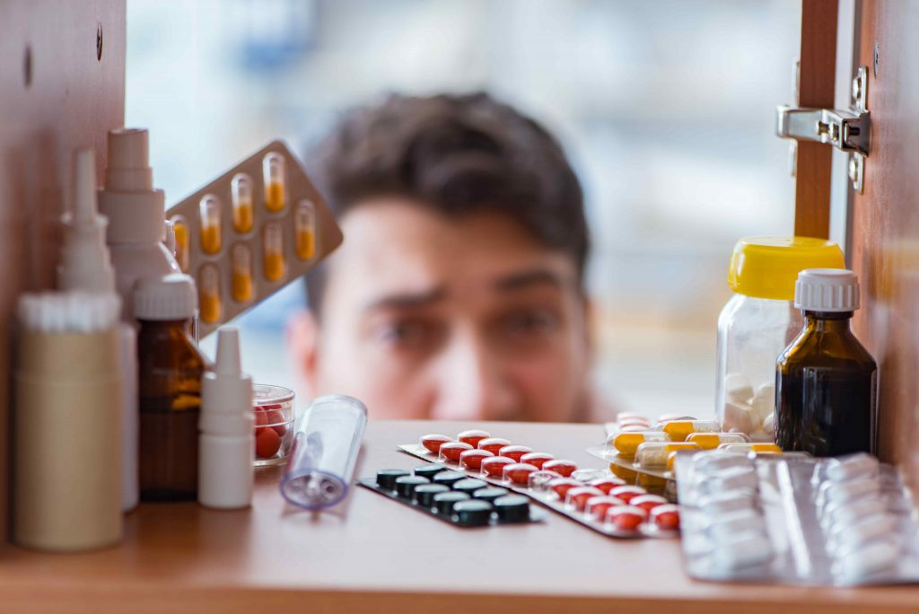 Domowa apteczka powinna zawierać niezbędne leki