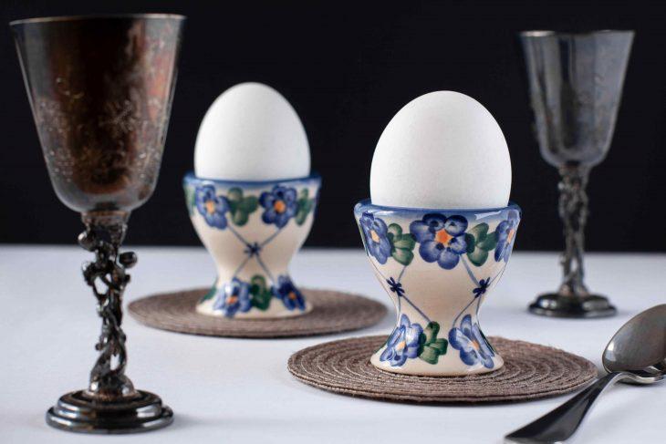 Kieliszki do jajek na co dzień i od święta