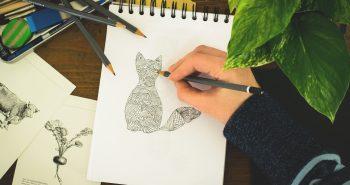Sztuka relaksu – uspokój zmysły, zniweluj stres, rysując
