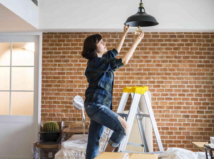 Drabiny domowe – rozsądny wybór