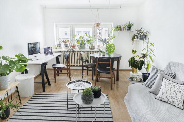 Mieszkanie w bloku PRL – szybka aranżacja