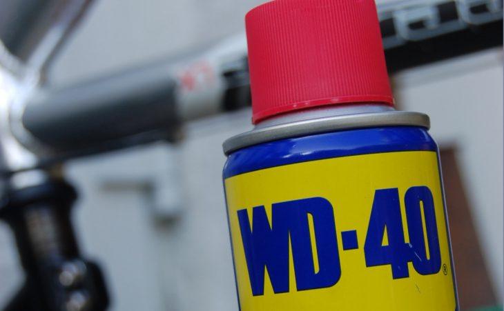 WD 40 – typowe i nietypowe zastosowania