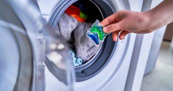 Kapsułki do prania – wygoda i czystość