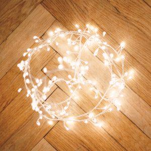 Girlandy świetlne – oświetlenie na tylko na święta