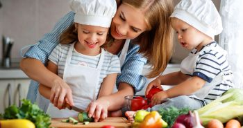 Gotowanie z dziećmi