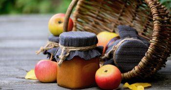 Przetwory z jabłek na zimę