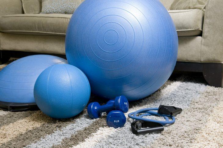 Sprzęt do ćwiczeń – zadbajmy o dobrą kondycję