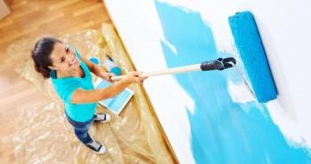 Jak przygotować ściany do malowania