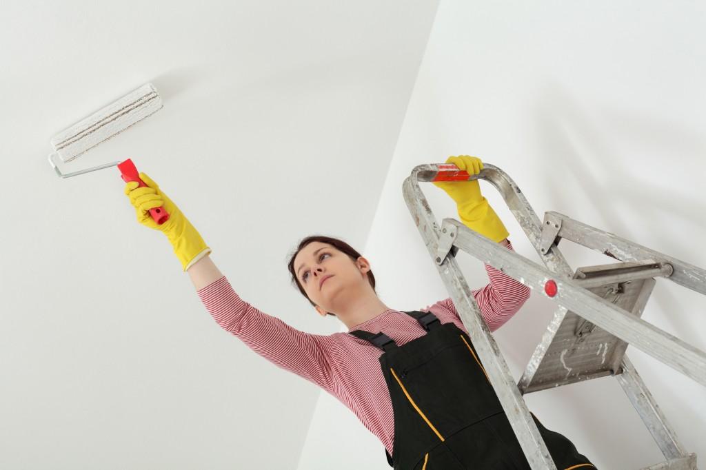 Jak odnowić sufit